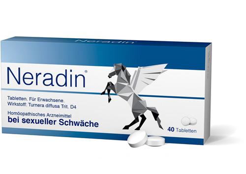 Neradin 40 Tabletten zum Einnehmen